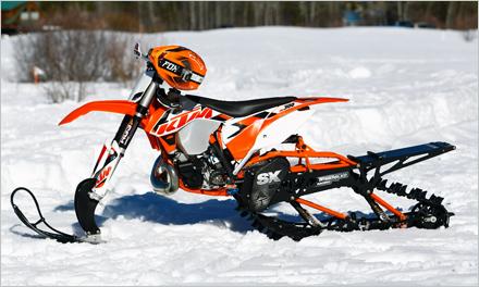 Dirt Bike Snowmobile >> Unguided Snowmobile Snow Bike Rentals Vail Denver Co Vail